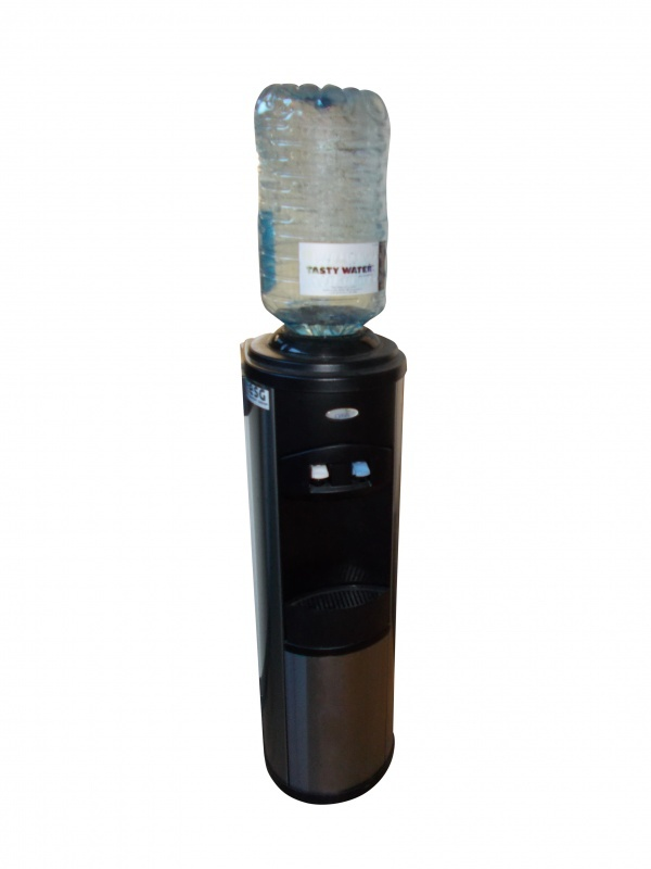 Watercooler RVS huren